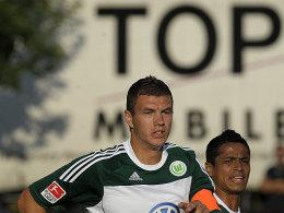 Edin Dzeko, VfL Wolfsburg