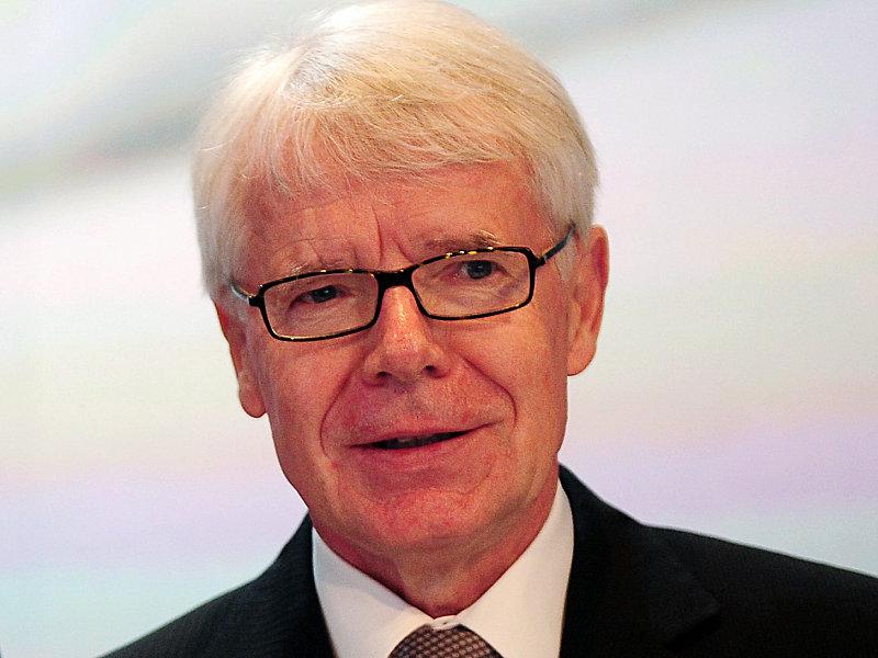 Reinhard Rauball bleibt DFL-Präsident - Bundesliga - kicker
