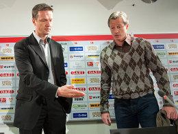 Fredi Bobic und Jens Keller