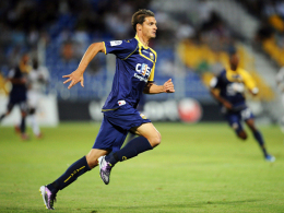 Rückkehr in die Bundesliga? Der ehemalige Bremer und Nürnberger Angelos Charisteas trainiert beim FC Schalke 04.