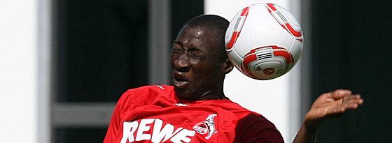 Manasseh Ishiaku wechselt vom 1. FC Köln zu Sint-Truidense VV.
