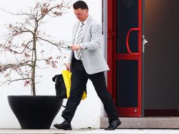 Louis van Gaal bleibt bis Saisonende Trainer des FC Bayern.