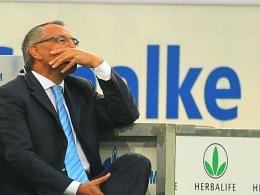 Seine Zeit auf Schalke scheint zu Ende zu gehen: Felix Magath.