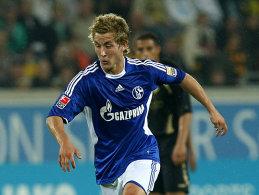 Wird wohl in der kommenden Saison wieder im Schalke-Trikot spielen: Lewis Holtby.