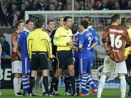 Es bleibt beim 2:0-Sieg für Schalke