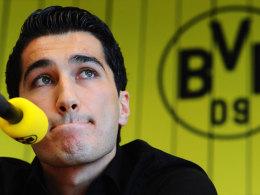 Nuri Sahin verkündet seinen Abschied aus Dortmund