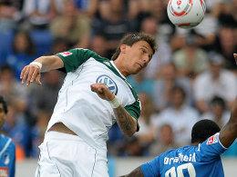 Mandzukic retten den VfLWolfsburg