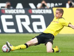 """""""Das Knie ist ansonsten in einem Top-Zustand"""": Sagt Dortmunds Sven Bender nach der Operation."""
