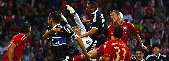 Bayerns Keeper Manuel Neuer