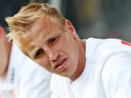 Freigestellt: Michael Thurk hat beim FC Augsburg keine Zukunft mehr.