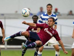 Beim FSV Mainz 05 im Visier: Schalkes Mario Gavranovic.