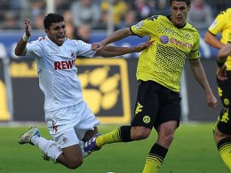 Adil Chihi gegen Sebastian Kehl