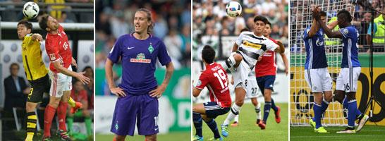 Neuer Klub - neues Gl�ck? Wer startet wie in die neue Bundesliga-Saison?