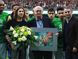 Bald wieder Mitglied der Werder-Familie: Torsten Frings (li.).
