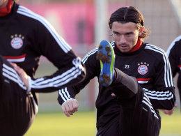 Danijel Pranjic (FC Bayern)