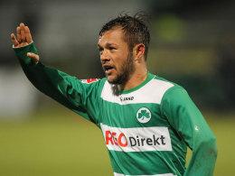 Stephan Schröck verlässt Greuther Fürth nach zehn Jahren und wechselt nach Hoffenheim.