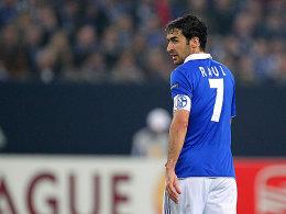 Abschied in diesem Sommer: Raul verlässt Schalke.
