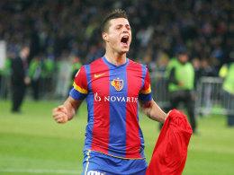Granit Xhaka (FC Basel)