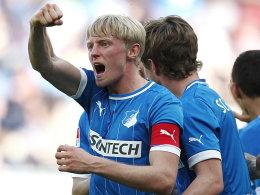 Legt die Binde ab: Hoffenheims Andreas Beck ist nicht mehr Spielführer.