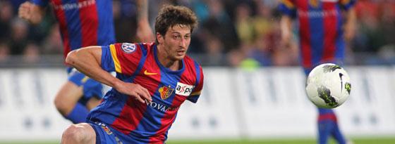 David Abraham vom FC Basel