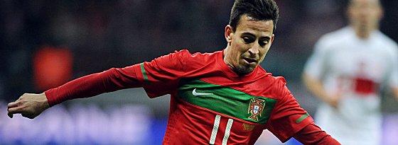 Portugals Nationalspieler Joao Pereira