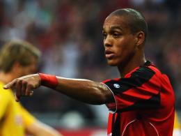 Zurück bei der Borussia: Bamba Andersons Gastspiel in Frankfurt ist zu Ende.