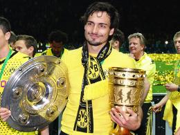 Erfolgreich und nun langfristig gebunden: Dortmunds Innenverteidiger Mats Hummels.