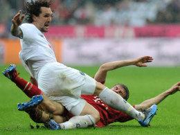 Pogatetz vs. Müller