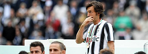 Führte die Juve zur Meisterschaft und Italien ins EM-Finale: Andrea Pirlo.