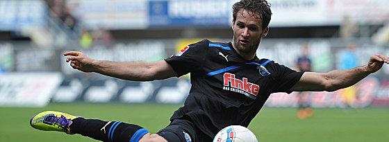 Begehrt und teuer: Nick Proschwitz vom SC Paderborn.
