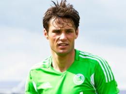 Wirkt gelöst: Christian Träsch ist in Wolfsburg die Binde los, will nun wieder angreifen.