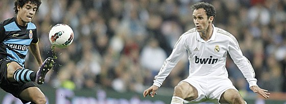 Spielt seit 2010 für Real: Ricardo Carvalho, links Coutinho/Espanyol Barcelona