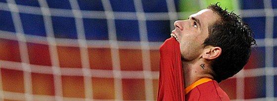 Über Rom direkt nach Valencia: Fernando Gago.