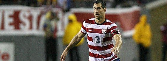 Routine für die Eintracht-Abwehr? Carlos Bocanegra ist auf Vereinssuche.
