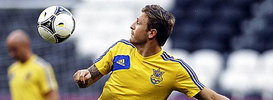 Rückkehr nach Deutschland? Fortuna Düsseldorf ist an Andrey Voronin dran.