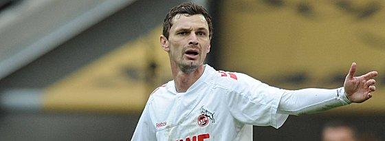 Steht vor dem Abschied aus dem deutschen Profifußball: Milivoje Novakovic.
