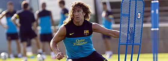 Verzichtet auf einen Wechsel: Carles Puyol bleibt dem FC Barcelona treu.