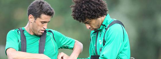 Karim Haggui und Felipe