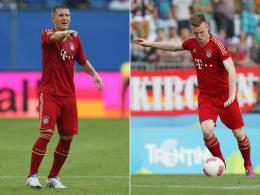 Bastian Schweinsteiger & Kevin Friesenbichler