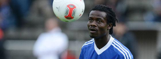 Kaum da, schon wieder weg: Schalke leiht Anthony Annan erneut aus.