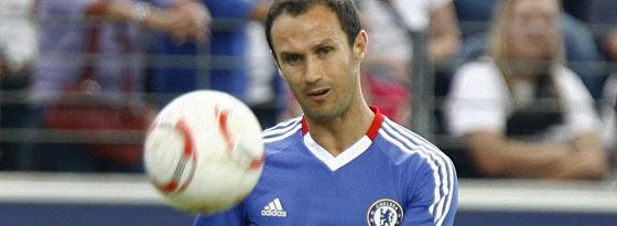 Rückkehr nach London? QPR lockt Ricardo Carvalho von Real Madrid, hier noch im Chelsea-Trikot.