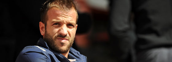 Warten auf die Entscheidung: Kehrt Rafael van der Vaart doch zum HSV zurück?