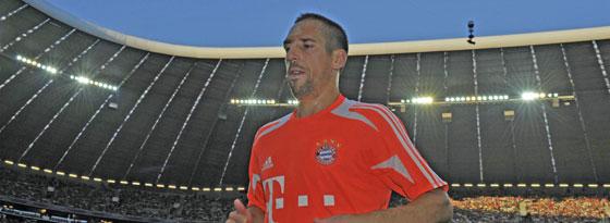 Franck Ribery (FC Bayern)