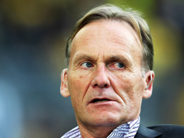 Null-Toleranz-Strategie: Borussia Dortmunds Geschäftsführer Hans-Joachim Watzke.