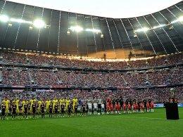 Fortan mehr Platz: die Allianz-Arena von München.