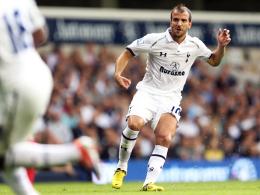 Will kommen: Tottenhams Rafael van de