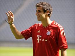 Geburtstagsfeier vor 71 000 Zuschauern? Bayern Münchens Neuzugang Javi Martinez wird am Sonntag 24.