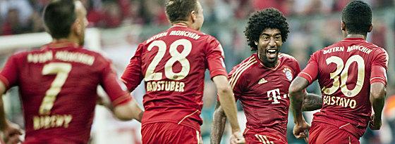 Beim FC Bayern auf Anhieb durchgestartet: Dante.