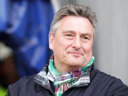 Herzinfarkt: Der ehemalige Bundesliga-Torschützenkönig Dieter Müller liegt im Koma.