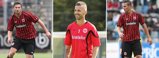 Heiko Butscher, Benjamin Köhler, Rob Friend